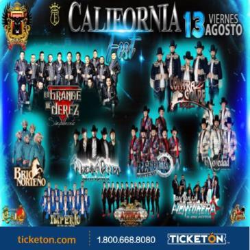 CALIFORNIA FEST