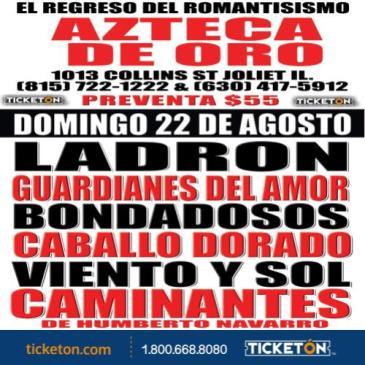 CANCELADO / EL REGRESO DEL ROMANTICISMO - AZTECA DE ORO: Main Image