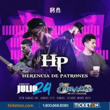 HERENCIA DE PATRONES