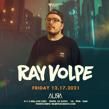 Ray Volpe: