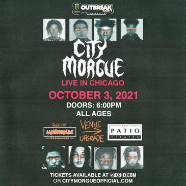 City Morgue - Monster Energy Outbreak Tour: