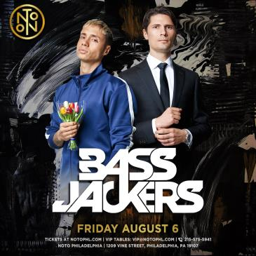 Bassjackers: Main Image