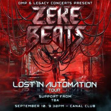 Zeke Beats presented by DMP/Legacy Concerts: Main Image