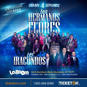 LOS HERMANOS FLORES Y LOS IRACUNDOS: Main Image