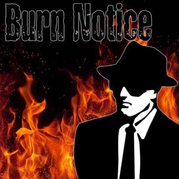 Burn Notice*Ian Nelson*Saint Luna*Hand Made House*RedPillars: Main Image