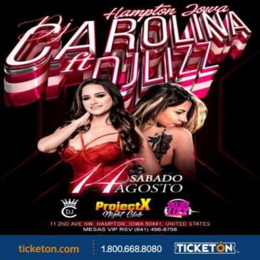 DJ CAROLINA & DJ LIZZ: Main Image