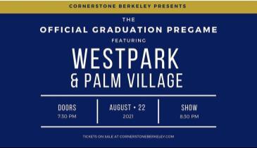 Westpark and Palm Village: Official Graduation Pre Game: Main Image
