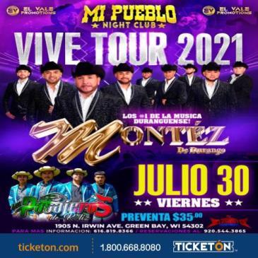 VIVE TOUR 2021: Main Image