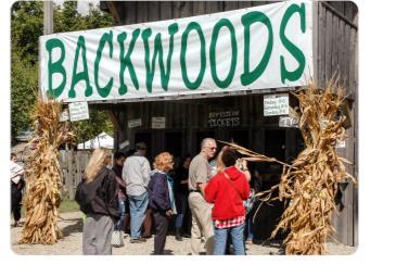 2021 Thornville Backwoods Fest: