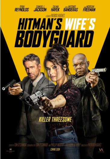 Hitman's Wife's Bodyguard & The Quiet Place 2 - July 29: Main Image