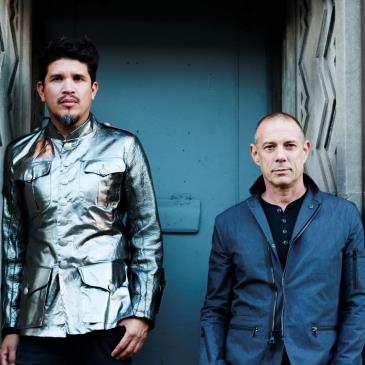 THIEVERY CORPORATION - The Outernational Tour: