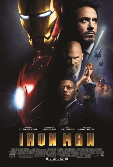 Iron Man & The Avengers - August 5: Main Image