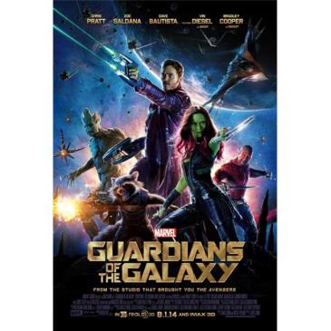 Guardians of The Galaxy 1 & 2 - August 6: Main Image