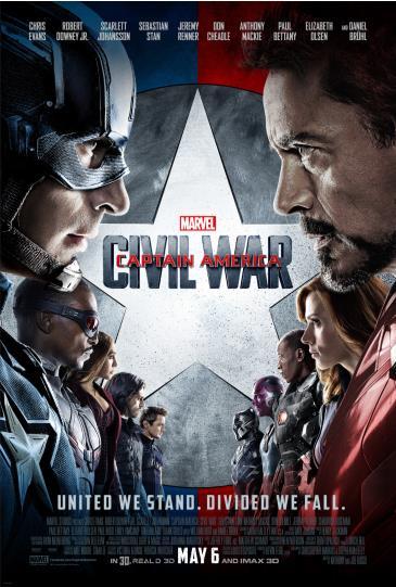 Captain America: Civil War  & Avengers Age of Ultron: