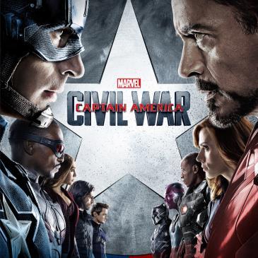 Captain America: Civil War  & Avengers Age of Ultron-img