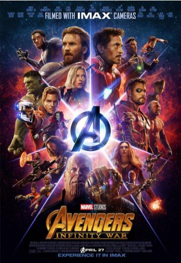 Avengers Infinity War & Avengers End Game - August 14: Main Image