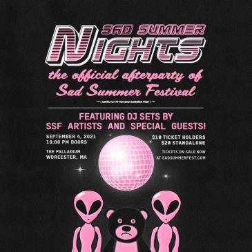 SAD SUMMER NIGHTS: After Party: Main Image