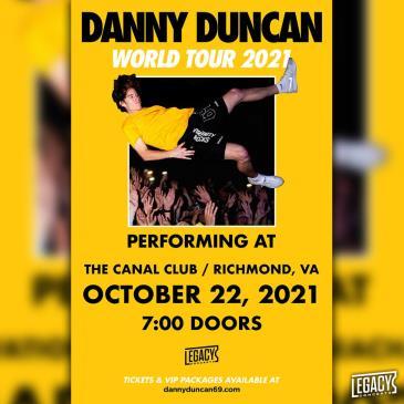 Danny Duncan World Tour 2021-img