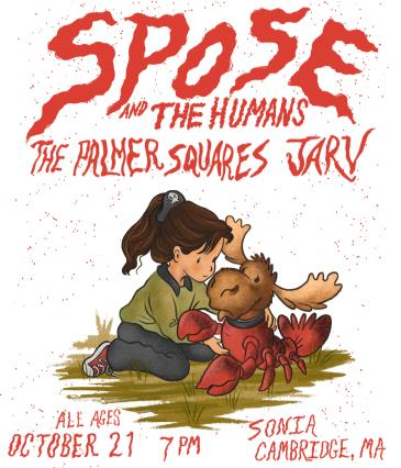 Spose and the Humans: Main Image