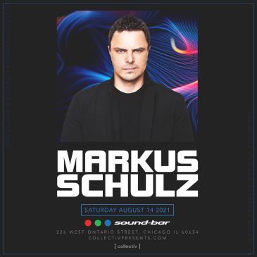 Markus Schulz at Sound-Bar: Main Image