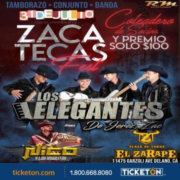 CANCELADO/ZACATECAS FEST: Main Image