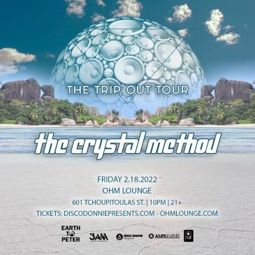 The Crystal Method - NEW ORLEANS: