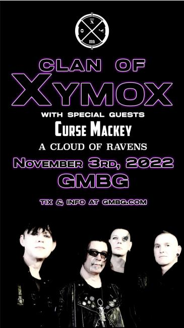 Clan of Xymox: Main Image