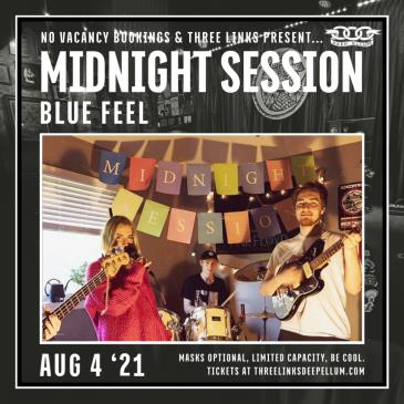 Midnight Session, Blue Feel-img