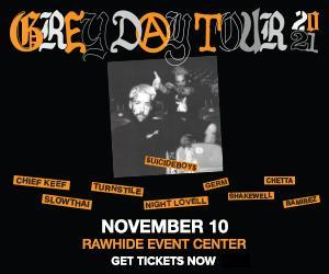 $uicideboy$ - Greyday Tour:
