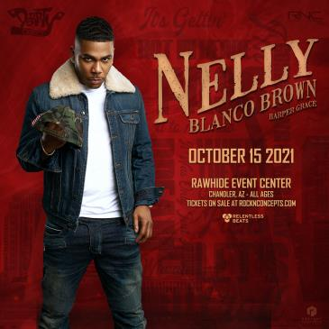 Nelly - Lil Bit of Music Series CANCELLED: