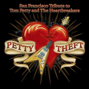 Petty Theft - San Francisco Tribute to Tom Petty: