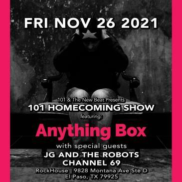 Anything Box LIVE at Rockhouse El Paso TX-img