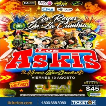 LOS ASKIS - CHARLOTTE NC