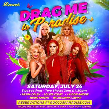 DRAG ME to Paradise!: Main Image