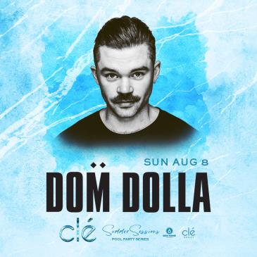 Dom Dolla / Sunday August 8th / Clé Summer Sessions: Main Image