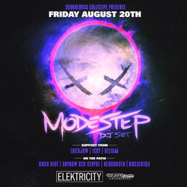 MODESTEP (DJ SET):