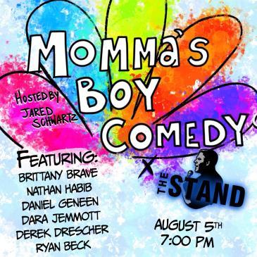 Momma's Boy Comedy!: