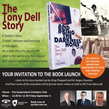 The Tony Dell Story: Book Launch Luncheon: