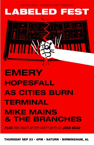 Emeryland presents: Labeled Fest: