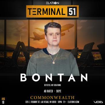 Terminal 51 ft. Bontan (21+):