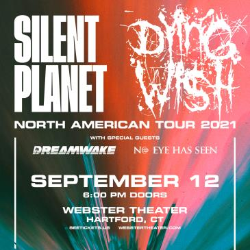 Silent Planet: North American Tour 2021: