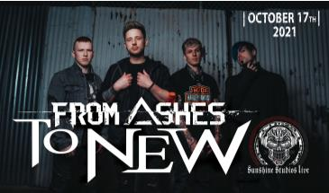 From Ashes To New - POSTPONED TO TBA: