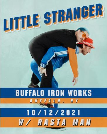 Little Stranger w/ Rasta Man:
