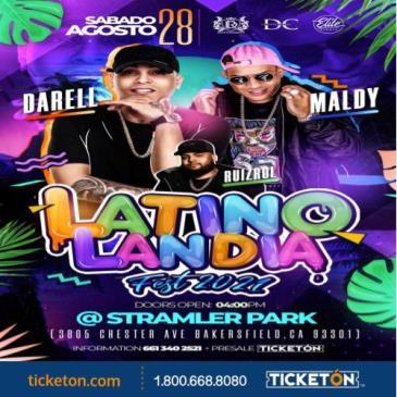 LATINOLANDIA FEST 2021