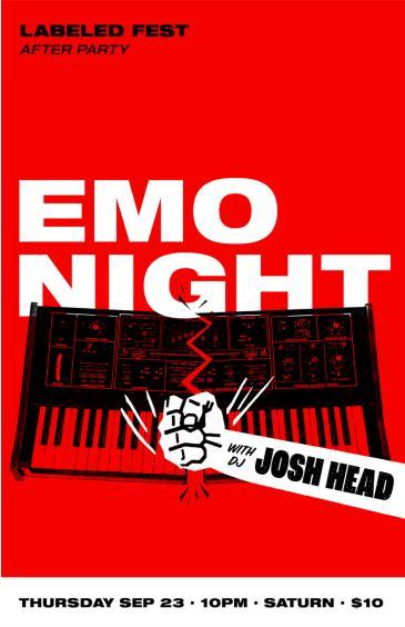 Emo Night with Josh Head: