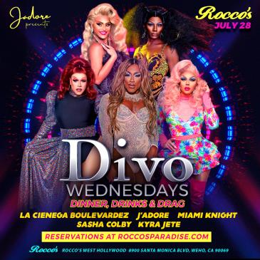 DIVO Wednesdays:
