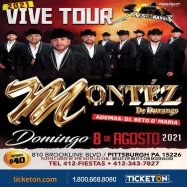 MONTEZ DE DURANGO: