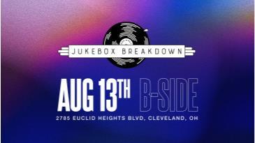 Jukebox Breakdown aka Emo Night CLE at B Side: