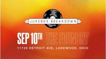 Jukebox Breakdown aka Emo Night CLE at The Foundry: