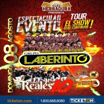 TOUR EL SHOW DEBE CONTINUAR